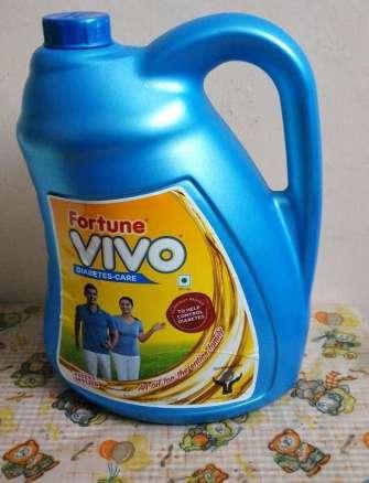 Vidya Sury Fortune Vivo Diabetes Care Oil 1