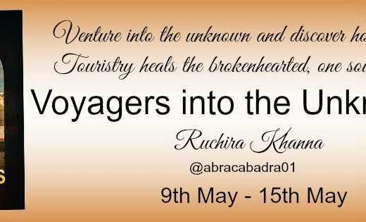 Voyagers into the Unknown Book Review Vidya Sury
