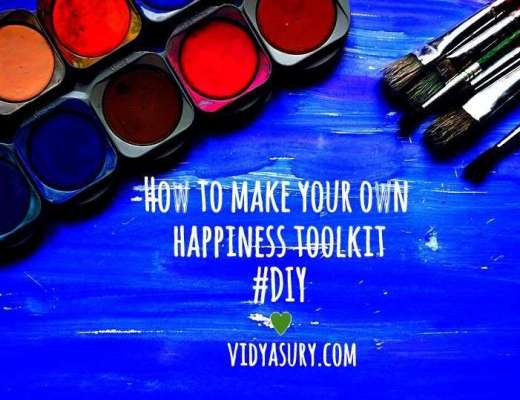 how to make your own happiness toolkit vidya sury