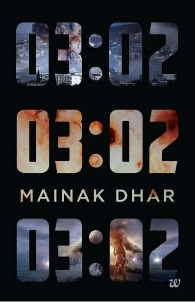 0302 by Mainak Dhar - Book review by Vidya Sury