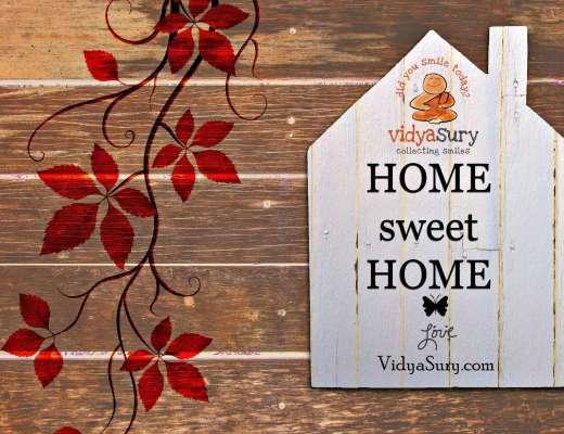 Casa Grande Dream Home Vidya Sury