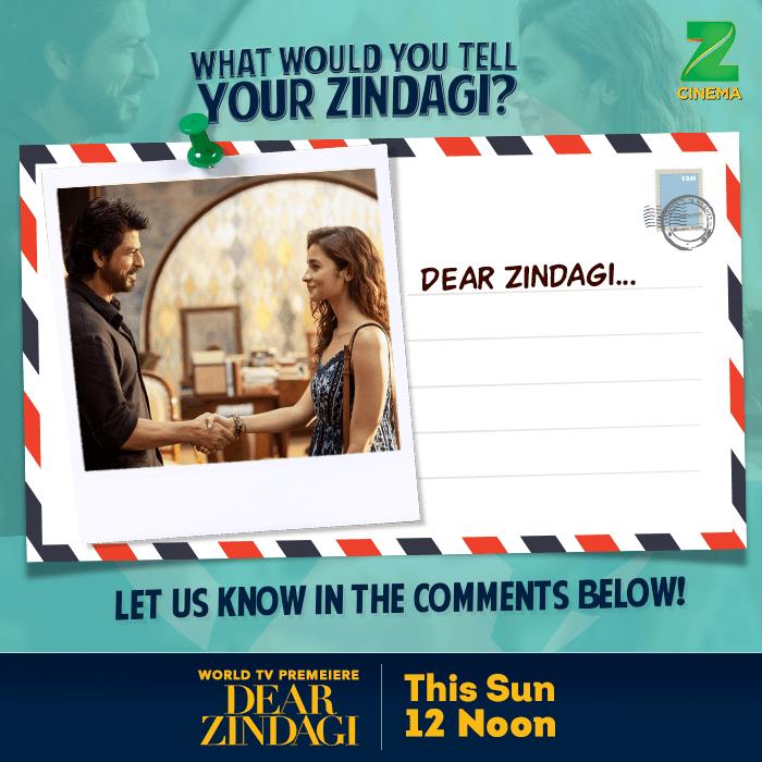 Dear Zindagi, Vidya Sury