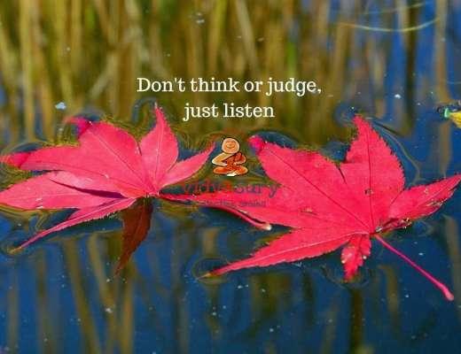 Dadirri Deep listening #atozchallenge #collectingsmiles