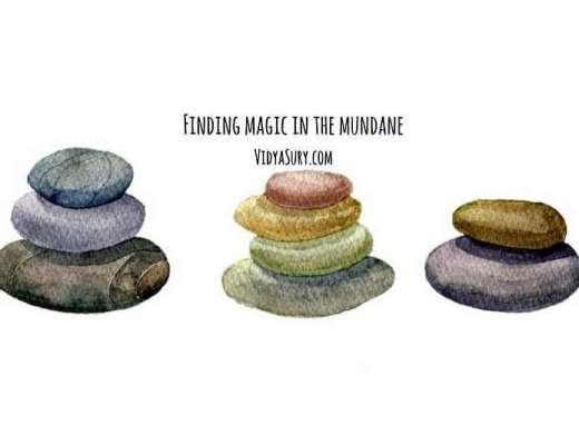 Finding magicin the mundane