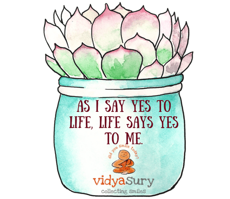 Louise Hay Affirmations Vidya Sury