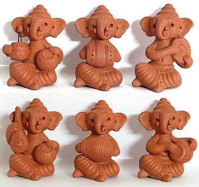 Eco-friendly ganesh chaturthi immersion Vidya Sury