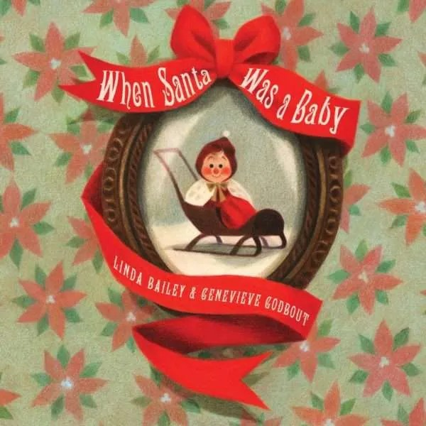 When Santa was a baby #BookReview