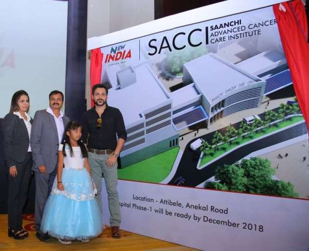 Launching SACCI First Cashless Hospital by Self-Funded NGO to Fight Cancer