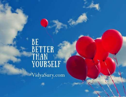 Be better than yourself #AtoZChallenge #PersonalDevelopment #inspirational #parenting