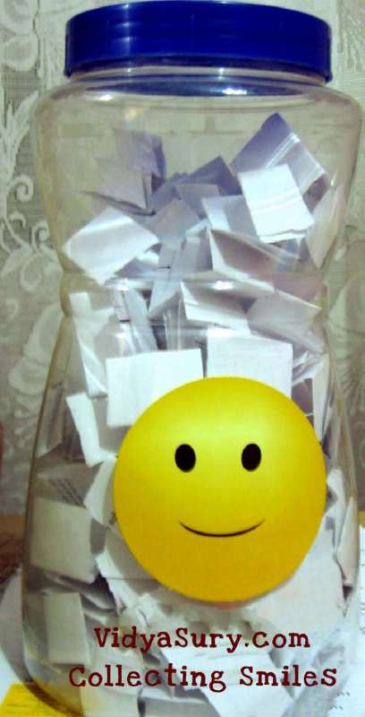 Happiness Jar. Gratitude Practice for Kids
