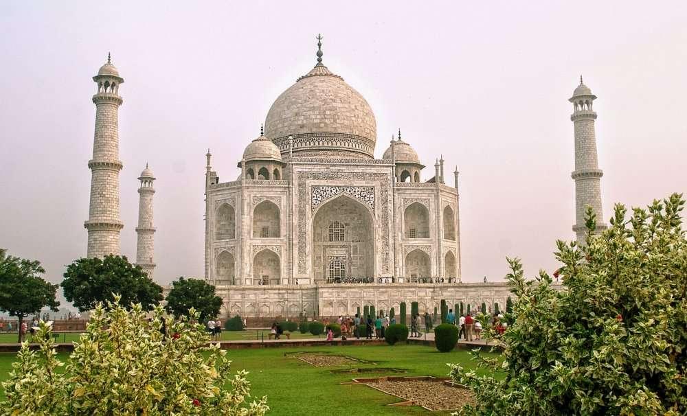 Taj Mahal #SayYesToTheWorld #TheBlindList