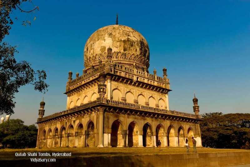 Qutub Shahi Tombs: top 5 places to visit in Hyderabad
