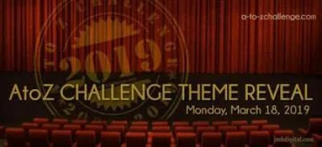 AtoZChallenge Theme Reveal