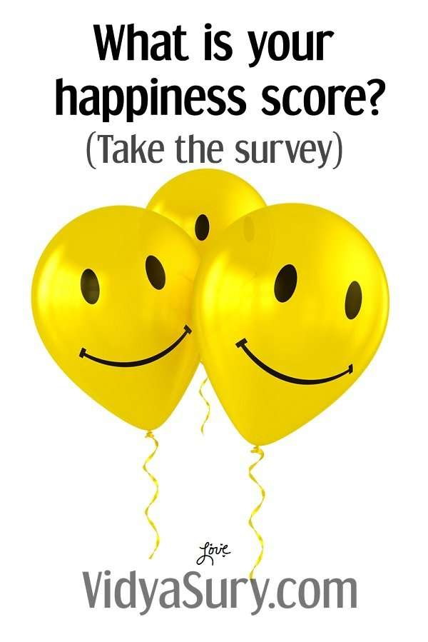 What is your happiness score? Take the survey #happiness #mindfulness #selflove