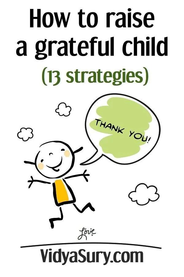 13 tips to raise a grateful child_Fotor