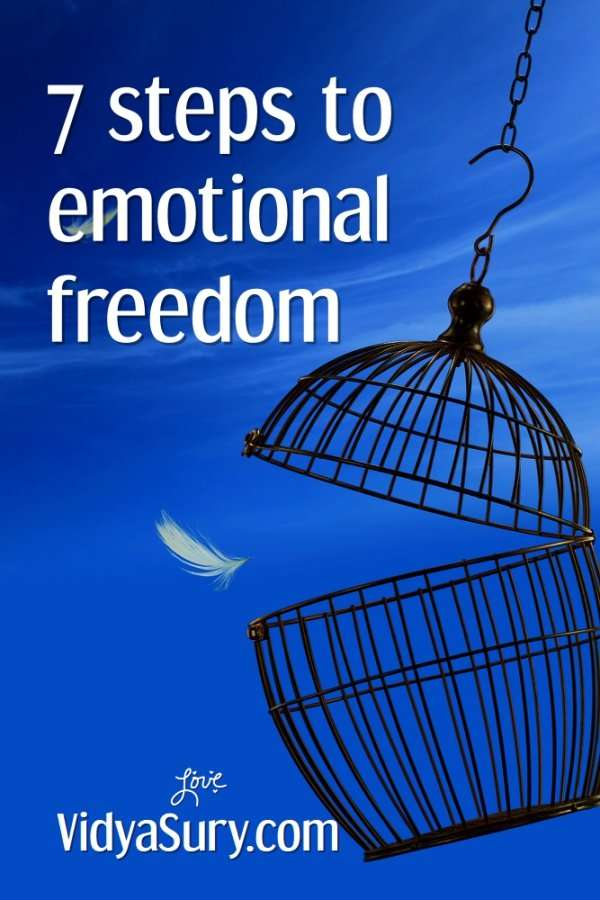 Trapped in old hurt? Here's your blueprint for emotional freedom.