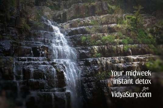 Your midweek instant detox