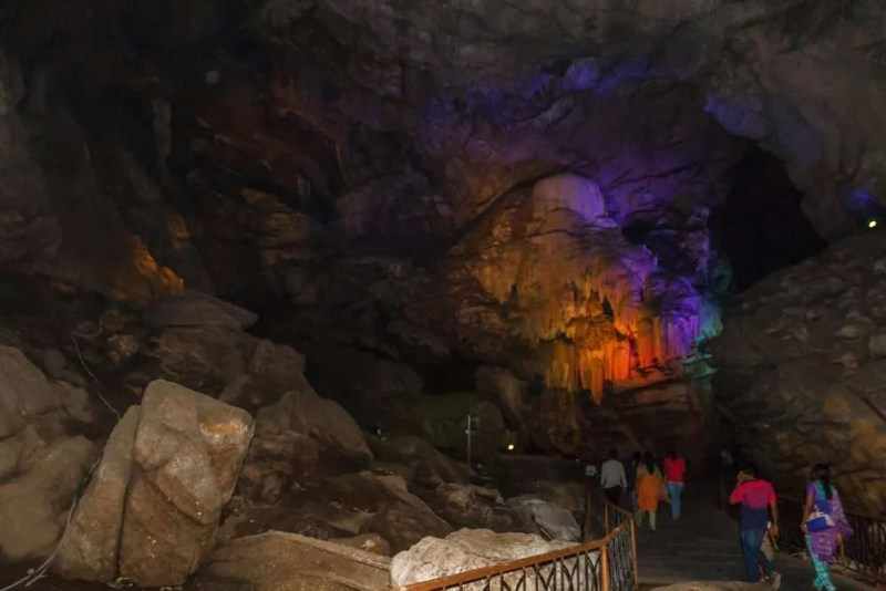 Araku valley Borra caves Ten destinations I would love to visit again