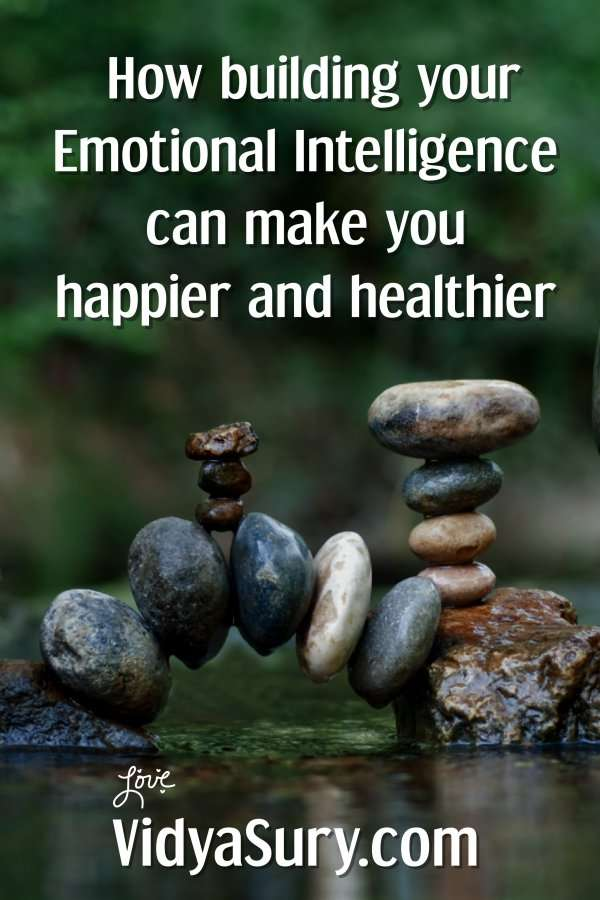 How building your Emotional Intelligence can make you Happier n Healthier
