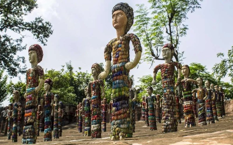 Rock garden Chandigarh 10 destinations I would love to visit again