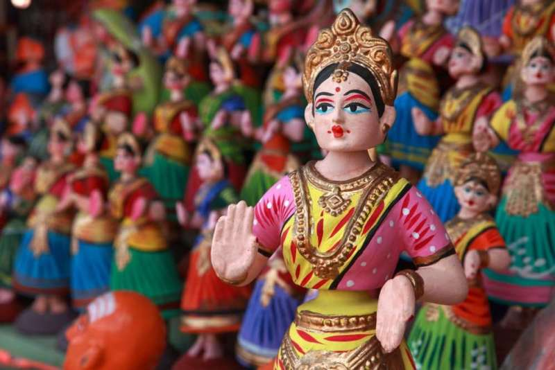 Tanjore Doll Ten destinations I would love to visit again