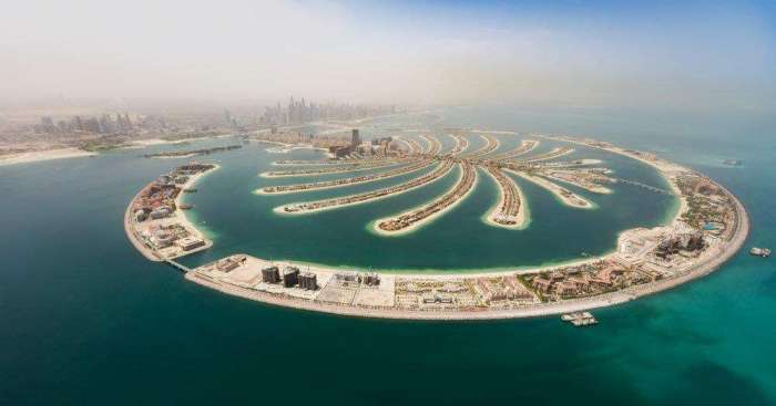Palm Jumeirah Interesting Things to See in Dubai