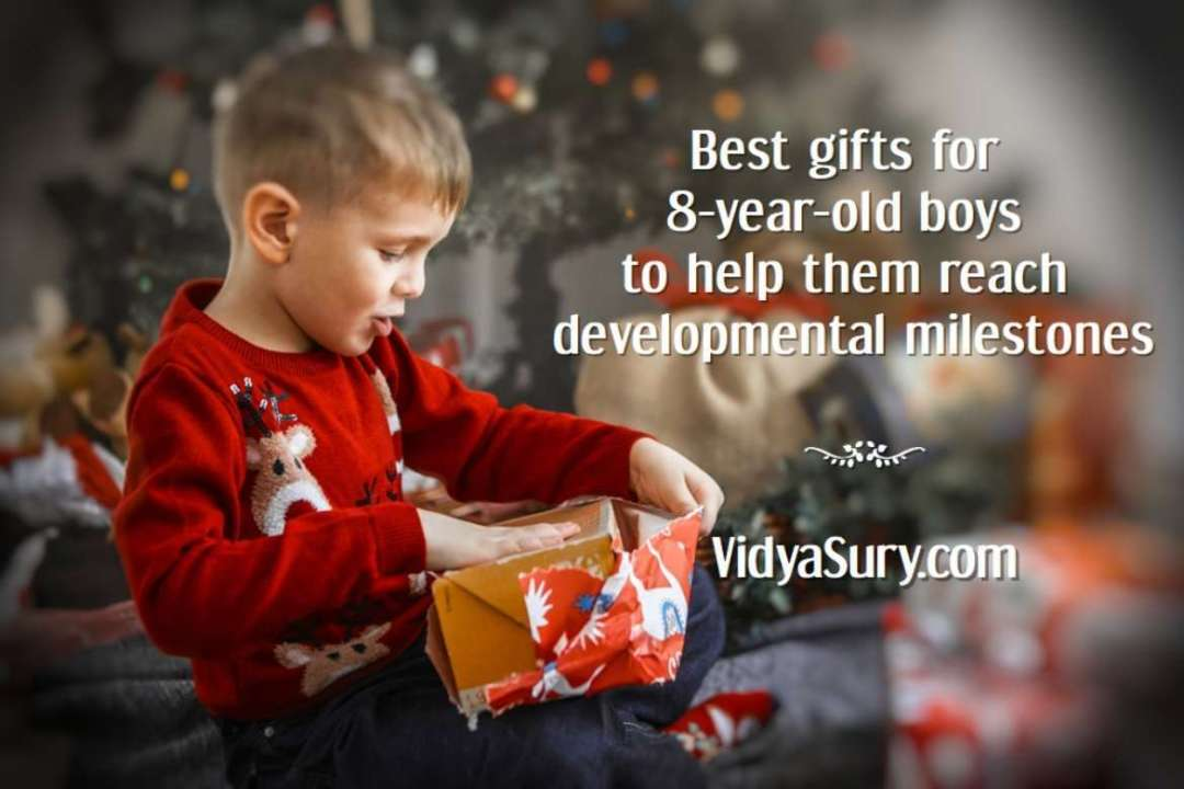 Best gifts for 8-year-old boys
