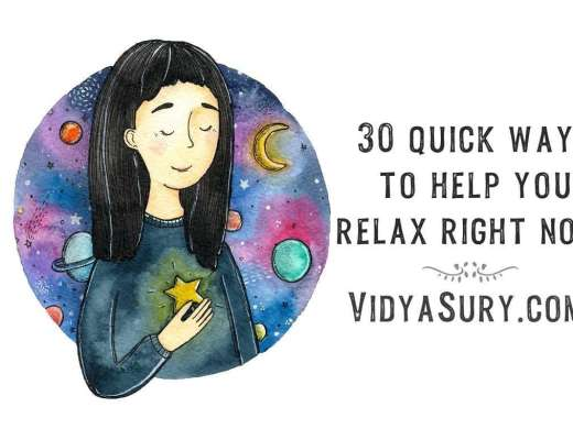30 quick ways to help you relax and unwind right now