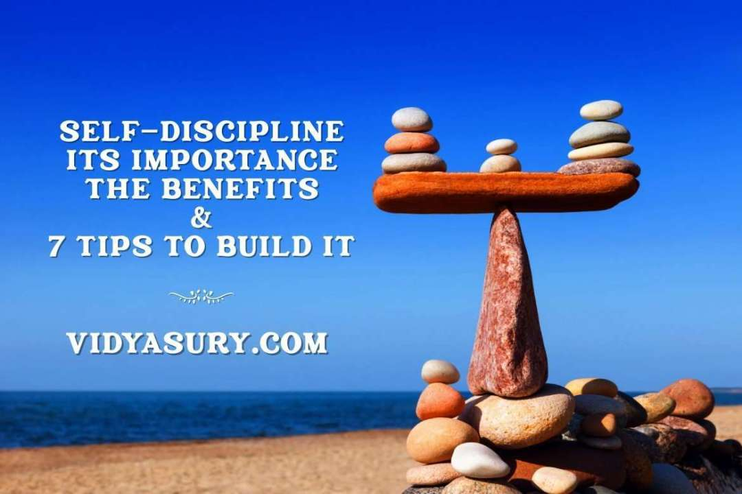 Self discipline importance benefits tips to build it