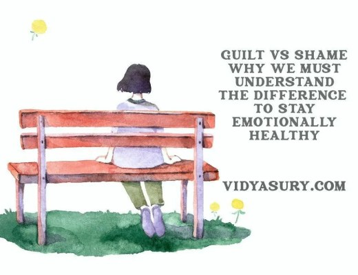 Guilt vs shame why you need to know the difference to heal