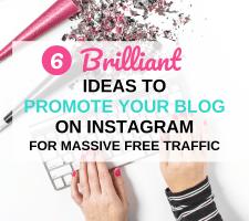Promote a Blog on Instagram