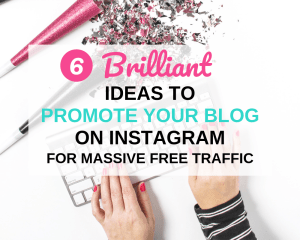 Promote a Blog on Instagram