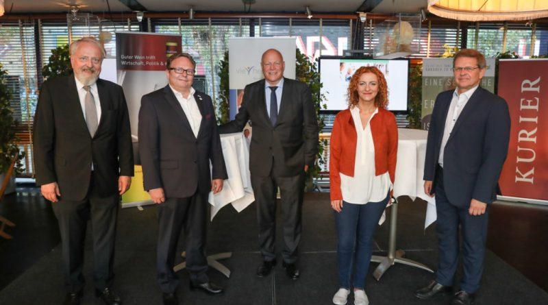 Gerhard Schmid, Rudolf P. Wagner, Ralph Vallon, Magdalena Brix, Christian Deutsch