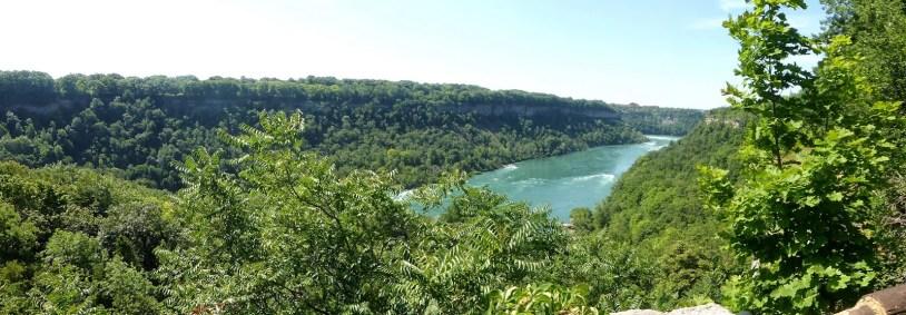 En direction de Niagara-on-the-lake