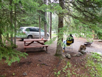 Mosquito Creek campground