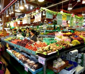 Visite de Granville Island et son marché