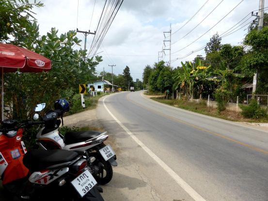 Road-trip en scooter