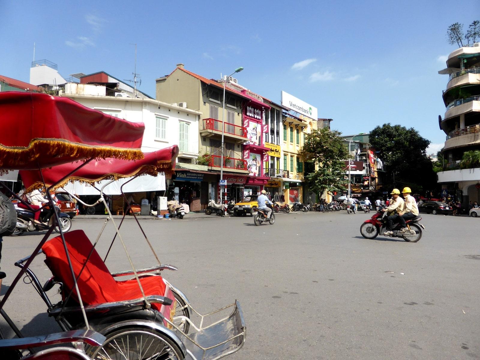 4 jours à Hanoï