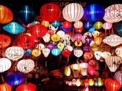 Lanternes Hoi An
