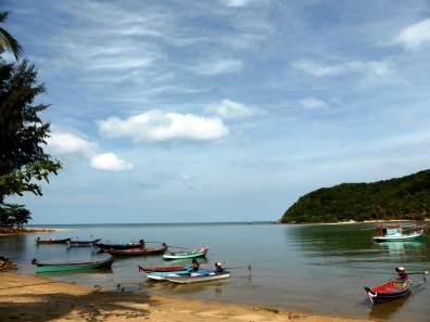îles de Thaïlande - Koh Phangan (3)