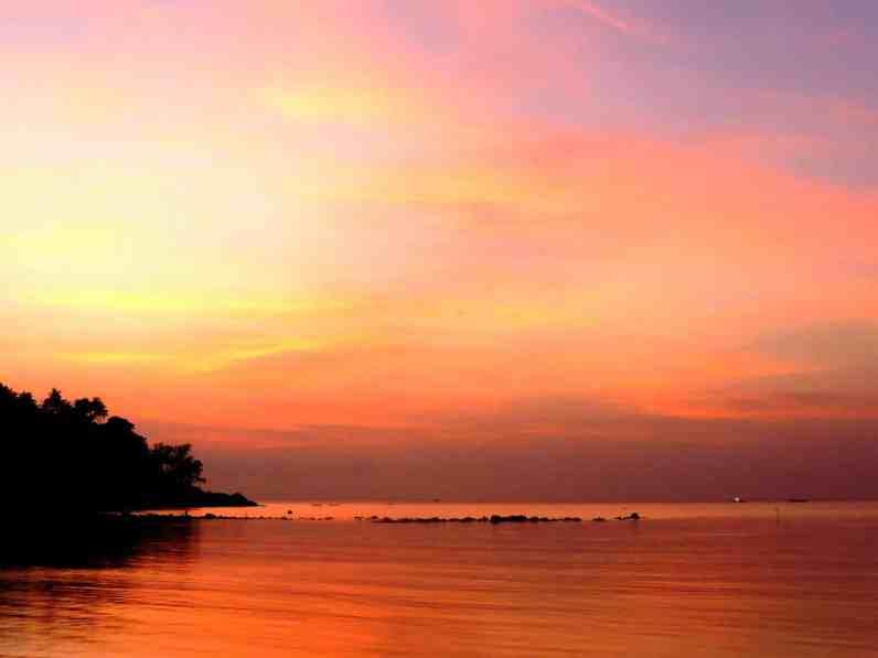 îles de Thaïlande - Koh Phangan (7)