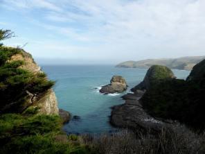 Catlins-île du Sud
