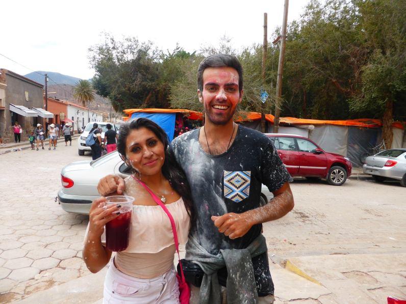 Carnaval de Tilcara-Argentine en stop (2)