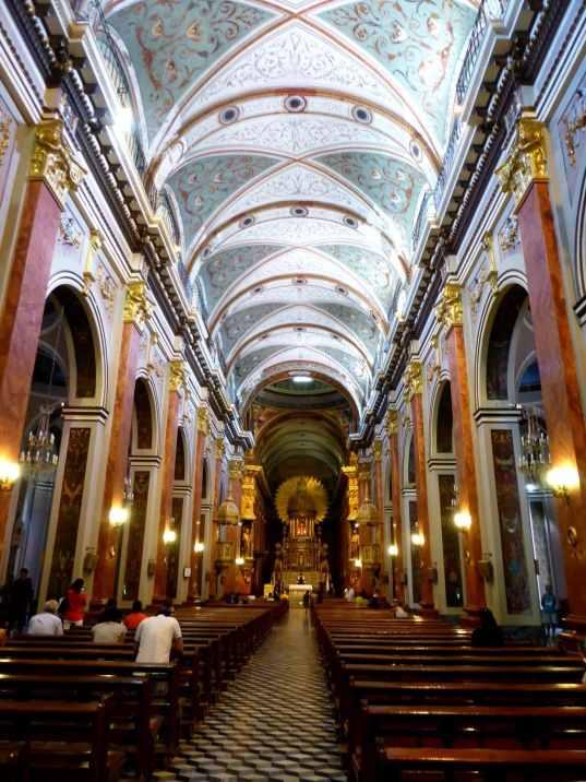 Catedral Basilica, Salta-Argentine en stop (3)