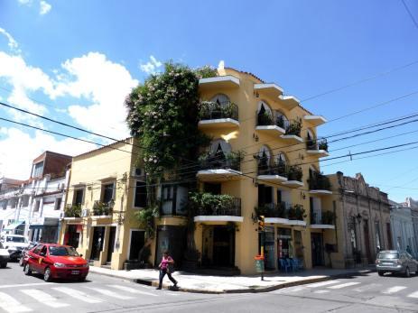Salta-Argentine en stop (2)