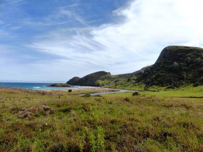 Spirit bay-île du Nord