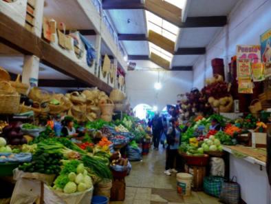 Central Mercado, Sucre-Bolivie (2)
