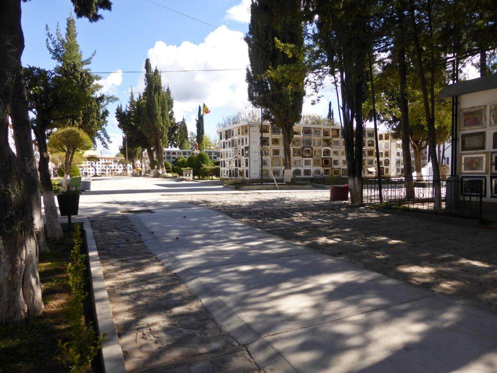 Cimeterio, Sucre-Bolivie (3)