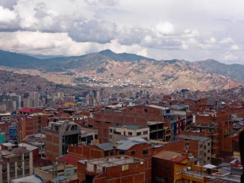 La Paz-Bolivie (3)