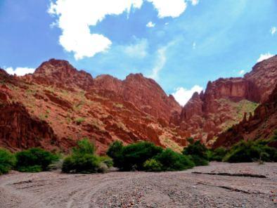 Canyon-Bolivie